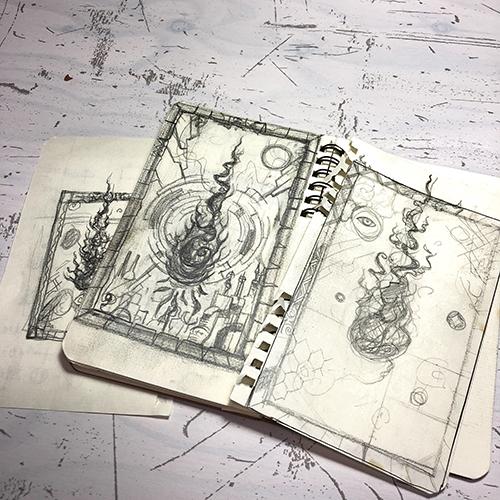 デザイン画